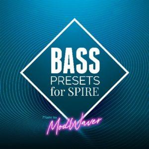 Bass Spire presets by Modwaver