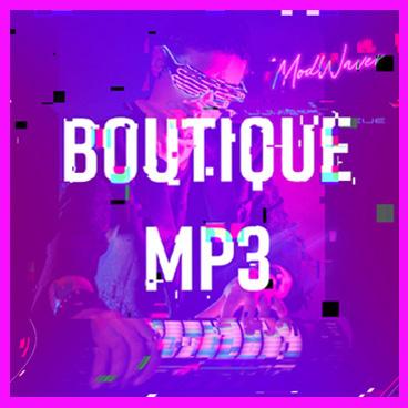 boutique mp3 musique electro retrowave