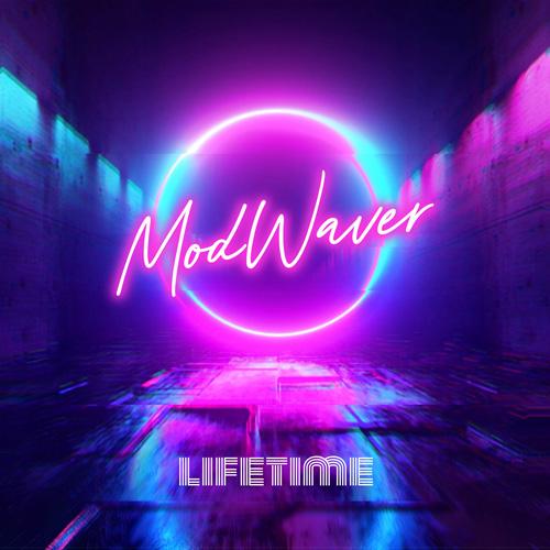 Modwaver - Lifetime synthwave track
